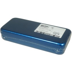 Boîte aluminium - Bleu
