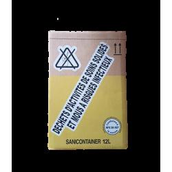 Container fût en carton -12...