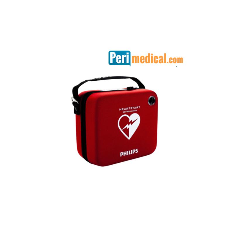 Mallette de transport standard pour défibrillateur Philips HS1
