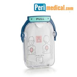 Électrodes Smart pédiatriques pour défibrillateur PHILIPS HS1 (Réf. M5072A)