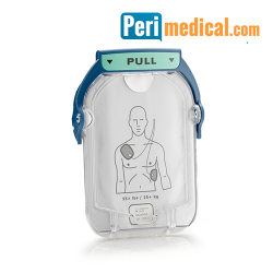 Électrodes Smart adultes pour défibrillateur PHILIPS HS1 (Réf. M5071A)