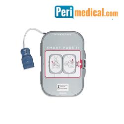 lectrodes SMART II adultes pour défibrillateur PHILIPS FRx