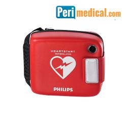 Mallette de transport pour défibrillateur PHILIPS FRx
