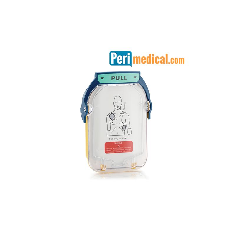electrode-formation-entrainement-defibrillateur-philips-hs1