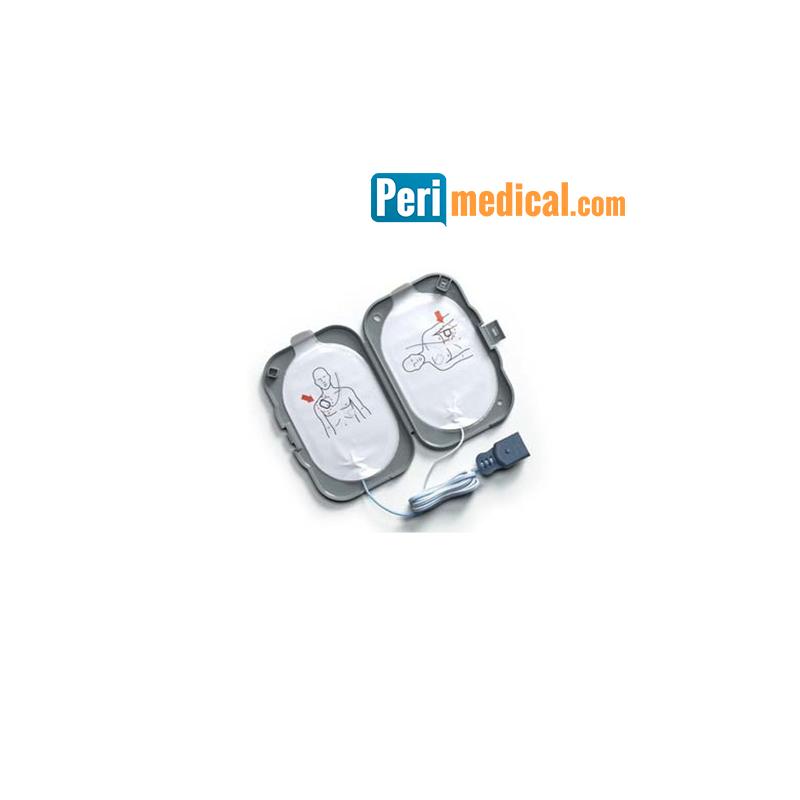 Électrodes de formation adultes pour défibrillateur PHILIPS FRx