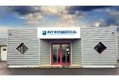 AVF BIOMEDICAL, agence de Caen